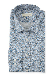 Etro Men's Mini Paisley Sport Shirt