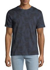 Etro Men's Paisley-Print Jersey T-Shirt