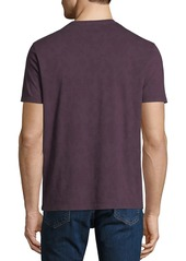 Etro Men's Tonal Paisley V-Neck T-Shirt