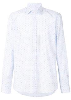 Etro micro applique shirt