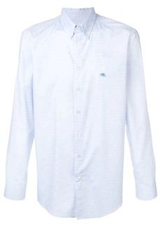 Etro micro pattern shirt
