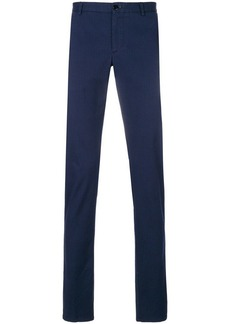 Etro micro pattern tailored trousers