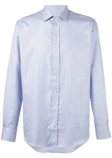 Etro micro print shirt