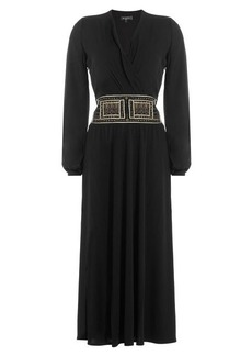 Etro Midi Dress with Embellishment