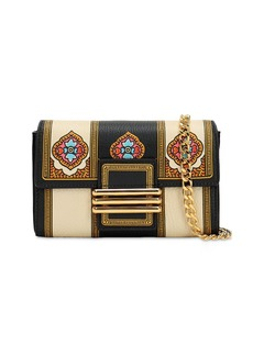 Etro Mini Printed Leather Bag