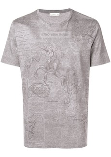 Etro New Dandy T-shirt