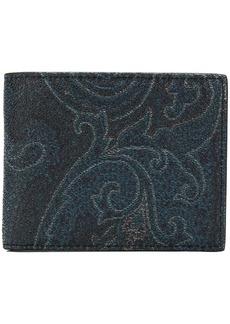 Etro paisley card holder