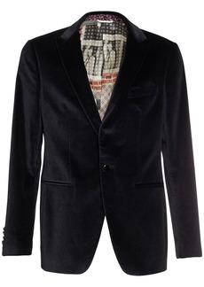 Etro Paisley Jacquard Velvet Cotton Jacket
