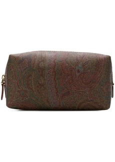 Etro paisley makeup bag