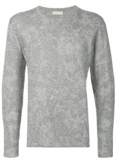 Etro paisley pattern sweater