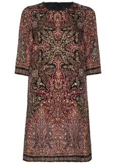 Etro paisley-print shift dress