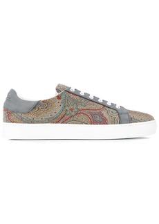 Etro paisley print sneakers