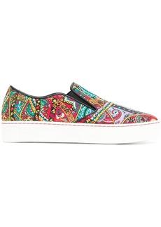 Etro paisley-print sneakers