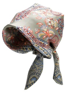 Etro paisley printed head wrap