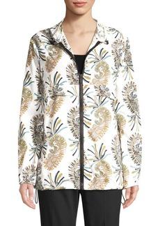 Etro Paisley Rain Jacket