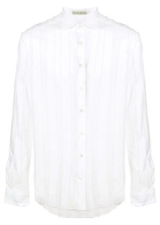 Etro panelled shirt