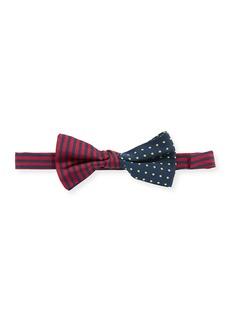 Etro Papillon Tessuti Legato Bow Tie