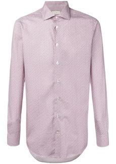 Etro pattern print shirt