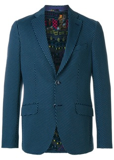 Etro patterned blazer