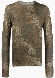 Etro patterned jumper