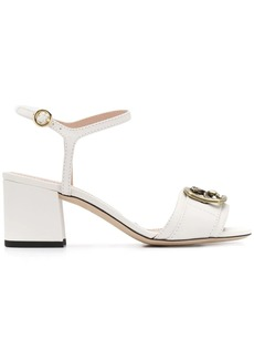 Etro pegaso mid-length sandals