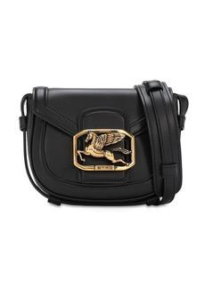 Etro Pegaso Mini Leather Shoulder Bag