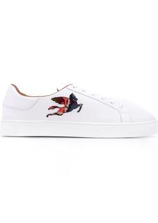 Etro Pegasus embroidered sneakers