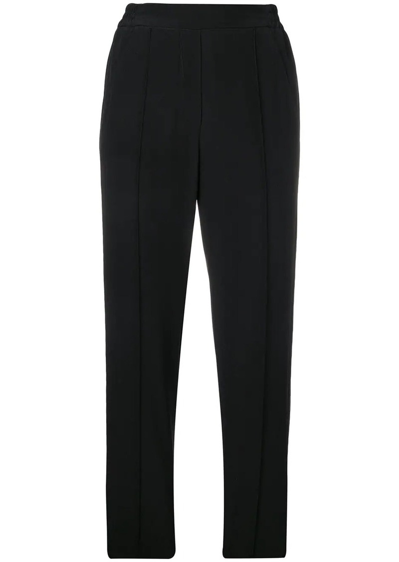 Etro piped seams trousers
