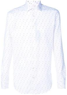 Etro polka dot shirt