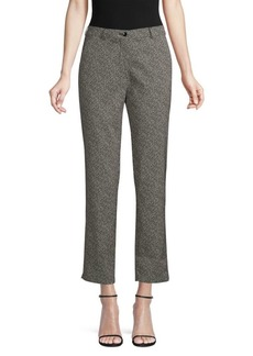 Etro Print Ankle Trousers