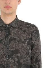 Etro Printed Paisley Shirt
