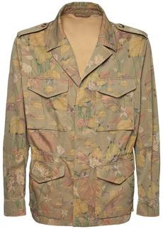 Etro Printed Saharan Jacket