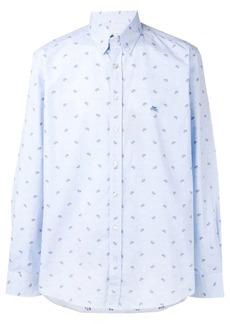 Etro printed style shirt