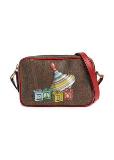 Etro Pvc Printed Toys Camera Bag