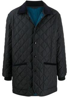 Etro quilted coat