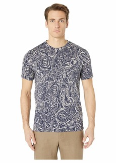 Etro Regular Fit Tribal Paisley T-Shirt