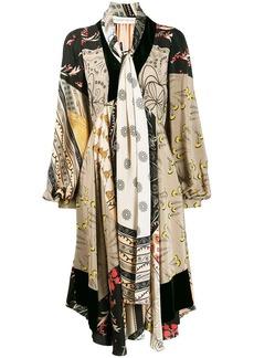Etro scarf dress