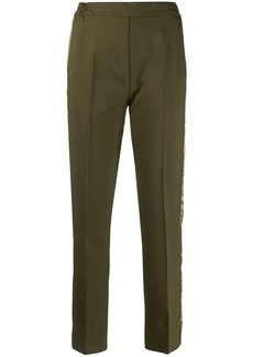 Etro side band slim-fit trousers