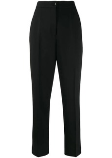 Etro side band straight-fit trousers
