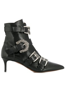 Etro side buckle boots