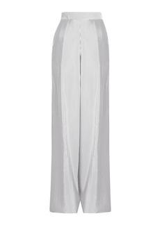 Etro Silk Wide Leg Pants