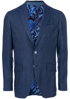 Etro single breasted blazer