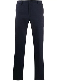 Etro skinny-fit jacquard trousers