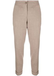 Etro slim tailored trousers