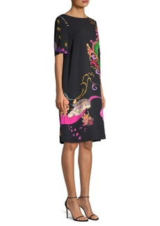 Etro Star Paisley Caddy Tunic Dress