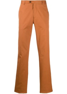 Etro straight slim-fit trousers