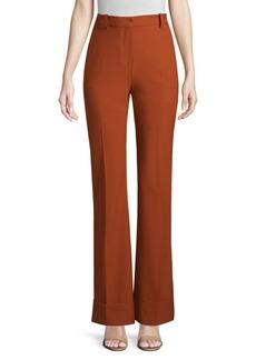 Etro Stretch-Wool Wide Leg Pants