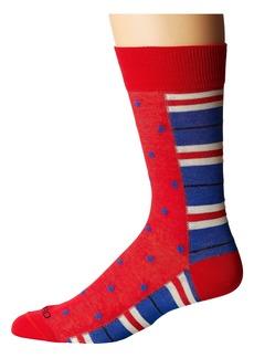 Etro Stripe and Polka Dot Socks