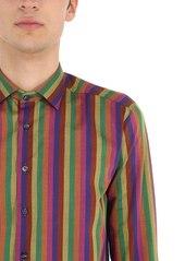 Etro Striped Cotton Shirt