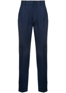 Etro striped tailored trousers